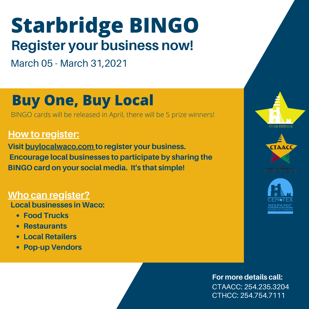 Starbridge BINGO-HTR