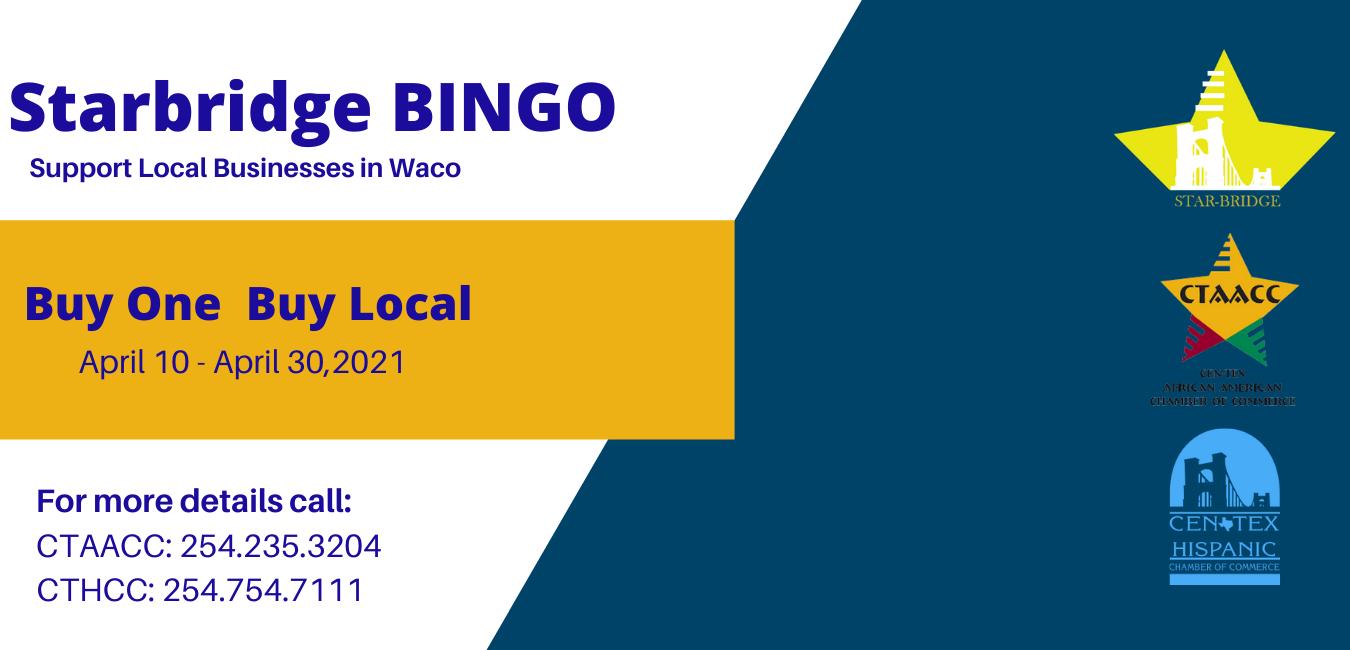 Starbridge BINGO website banner